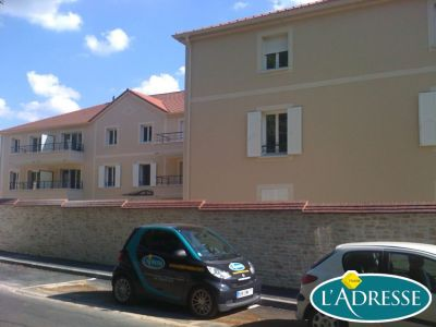Appartement La Queue En Brie 2 pièce(s) 42.76 m2